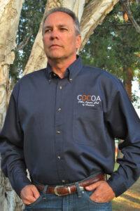 COCOA Dark Blue Shirt