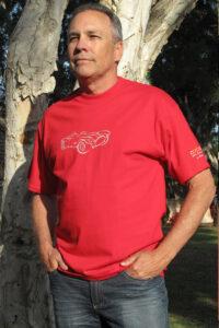 Cobra Club Red T-shirt